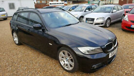 2010 BMW 3 Series 2.0 320d M Sport Touring 5dr Estate,Hpi Clear,Service History,6 speed,,Parking Aid