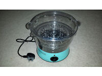 Cook's Essentials Steamer. Never used.
