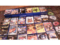 playstation 2 with 54 games