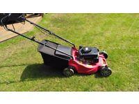Mountfield Petrol Lawnmower self propelled.