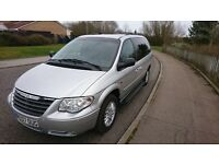 Chrysler Grand Voyager Executive XS , 7 seats