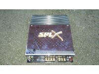 Splx car amp in used condition! Can deliver or post! Thank you