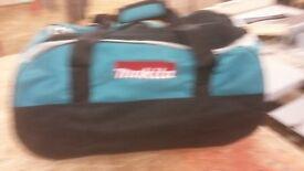Makita tool bag unused