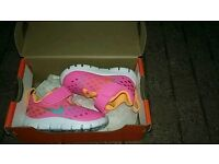 Baby Nike Air Trainers Pink UK 2.5