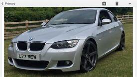 BMW 320 M SPORT (not Audi Vauxhall Honda ford VW )