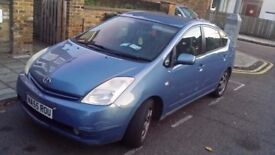 CHEAP 2005 TOYOTA PRIUS HYBRID BLUE T4 VVT-I AUTOMATIC *BELOW AVERAGE MILES * TO CLEAR