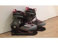 B-Square Ice skates - size 6.5