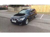 BMW 5 Series Estate e61 525i 218HP