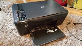 HP printer and scanner excellent condition