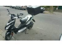 Motorbike scooter 50cc