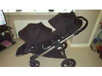 Baby Jogger city Select Tandem pushchair