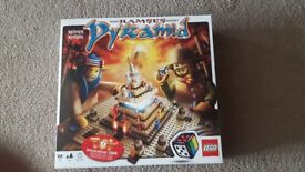 Lego Ramses Pyramid Game - Excellent Condition