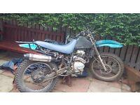 Lifan gy125 field bike