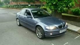 BMW e46 325i 03 plate
