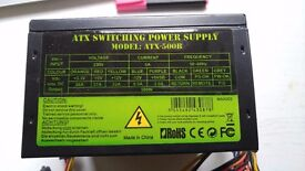 500w power supply for PC
