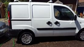 Fiat Doblo 1.3 t multijet Fiat r/bars 2007 new clutch last year new starter/Battery April MOT 2018