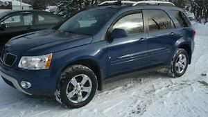 2008 Pontiac Torrent 3.4 TRACTION AVANT TOUTE EQUIPEE