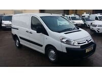 2013 / 13 Citroen Dispatch 1600 HDI L1 H1 HDI SWB NO VAT NO VAT NO VAT VERY LOW MILEAGE FOR YEAR