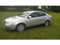 VW Passat SE Highline Excellent condition 12 months MOT Leather DAB radio Blue tooth conctivity