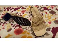 Brand new Pavers size 8 sandles