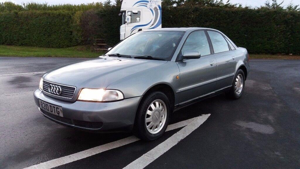 RREG AUDI A PETROL K ONLY MONTHS MOT GOOD CAR - Is audi a good car