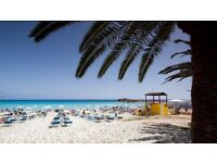 flight tickets to Larnaca Cyprus price for both tickets