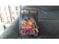 STAR TREK GRAPHIC NOVEL COLLECTION NEW VISIONS VOLUME 1