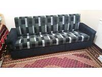 4 Seater Sofa / Sofa Bed