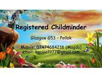 Registered Childminder G53
