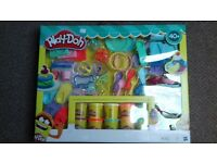 playdoh desserts sets brand new in box RRP£24