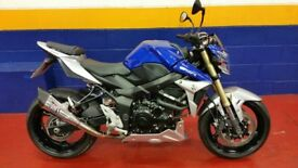 For sale Suzuki GSR 750 2015 (65plate)