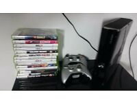 X box 360 and games