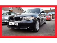 BMW 116 --- 2007 BMW 1 Series 1.6 --- 116i ES --- 82000 Miles --- Good Mileage --- 1 Series BMW 116