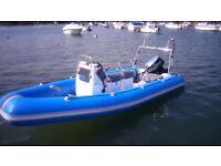 rib boat