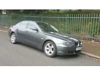 2006 BMW 520D EXCELLENCE CONDITION LEATHER SEATS VERY LOW MILES