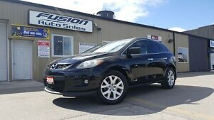 2008 Mazda CX-7 GT-NAVIGATION-LEATHER-SUNROOF-BACKUP CAMERA