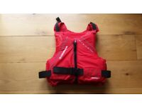 Life Jacket / Buoyancy Jacket - Brand New in Red
