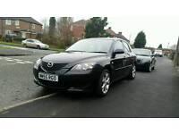 Mazda 3 ts 55 plate 12mth mot