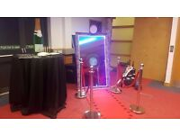 ***DAZZLE*** Magic Mirror Hire, BEST QUALITY Photos and service. OFFERS from £300