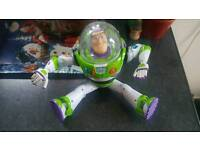 Buzz ,Monster truck and colours and sounds car