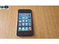 Apple iPod touch 4G 4th Gen Silver 8GB