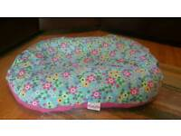 Poddle Pod Baby Nest Snuggle Pod including Travel Bag