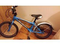 Cnoc 16 Blue ISLA bike