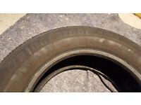 4 x Bridgestone Tyres B250 195/65R15 91H for Sale