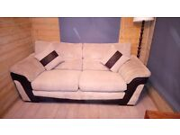 Dfs Sofa 2/3 seater only 3 years old