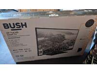 Bush 43' smart TV. £180 no offers. Brand new still sealed.