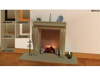 Old Pultney fire surround