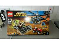 Lego set 7-14 years of age new