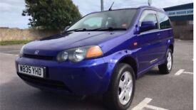 HONDA HR-V Limited Edition Station Wagon 3dr (2003) SUV £1,495,00