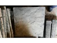 Flag stone beige